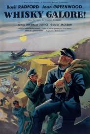 Whisky Galore!---movie poster