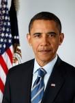 Barack Obama [Public domain]