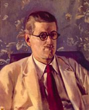 James Joyce [Public domain]