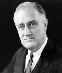 Franklin Delano Roosevelt [Public domain]