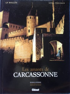 Les amants de Carcassonne --- by L.F. Bollee and Luca Malisan [Photograph by Edith-Mary Smith]