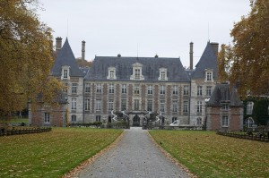 Chateau de Courances, de Ganay's family home [GNU Free Doc Licence, author: Daniel Villafruela]