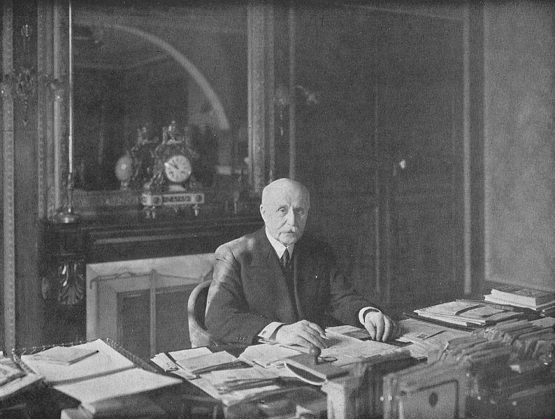 Marechal Philippe Petain [Public domain, wiki]