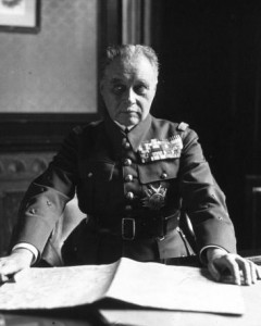 General Maurice Gamelin, 1936 [Public domain/wiki]