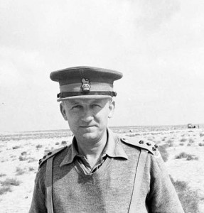Lieutenant-General William Gott [Public domain, wiki]