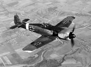 Focke-Wulf Fw 190 [Public domain]