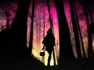 The Dark Maiden [Attr: Krakin, wiki creative commons]