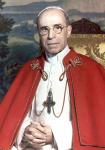 Pope Pius XII [Public domain]