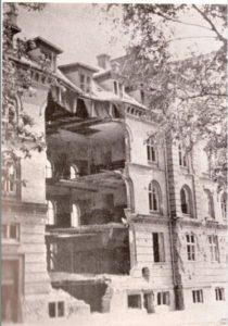 Gestapo headquarters in Aarhus, Denmark, 1944 [Public domain]